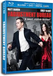 The Adjustment Bureau Movie | Official Site for the The Adjustment Bureau Film Blu-Ray